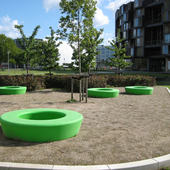 Grønne Loop bænke