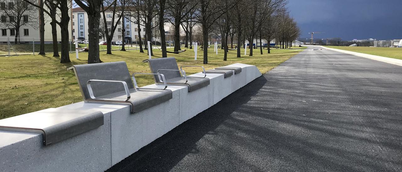 superfine xl bench grey
